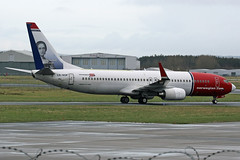 Norwegian Air Shuttle Boeing 737-86N, LN-NOP. (Trevor Mulkerrins) Tags: air norwegian shuttle boeing 32655 73786n lnnop
