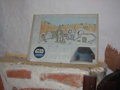 Star Wars Memorabilia Matmata Tunisia