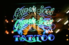 Gypsie soul (jethompson1995) Tags: city trip lake eye art sign 35mm canon photography rebel utah is exposure neon 2000 acid rad salt hipster double lsd iso 400 soul drugs indie fujifilm trippy gypsie indiekids