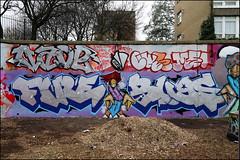 Various... (Alex Ellison) Tags: urban graffiti boobs halloffame graff met trellicktower hof westlondon zomby dds crept cbm vade