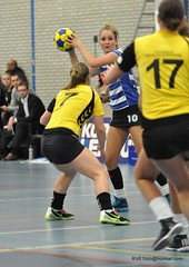 BW_Dalto_150207_32_DSC_5988 (RV_61, pics are all rights reserved) Tags: amsterdam korfbal blauwwit dalto korfballeague robvisser rvpics blauwwithal