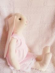 ♥ Coelhinha Margarida ♥ (AnnCrafts Artesanato) Tags: bunny doll dolls handmade boneca tilda handmadedolls handmadedoll coelha anncraftsdesign anndolls