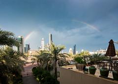 Shuwaikh Rainbow (Fahad alhumaidi) Tags: ed rainbow nikon kuwait nikkor vr afs 1635 d600 1635mm 14g