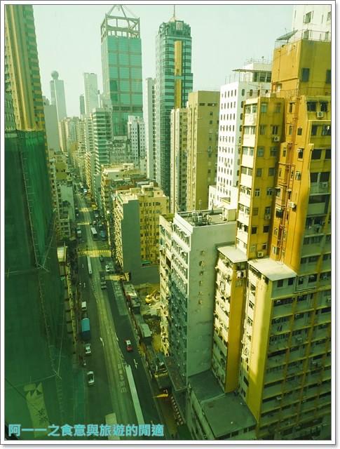 香港旅遊住宿飯店宜必思ibis中上環酒店機場快線image034