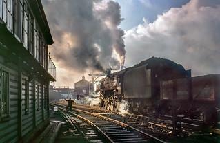 Normanton departure