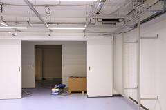 Umbau CHEOPS Lab_CSH-UniBE-Sylviane Blum-4