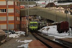BLS Ltschbergbahn Steuerwagen ABt 940 am Bahnhof Biglen im Emmental im Kanton Bern der Schweiz (chrchr_75) Tags: chriguhurnibluemailch christoph hurni schweiz suisse switzerland svizzera suissa swiss chrchr chrchr75 chrigu chriguhurni 1503 mrz 2015 albumbahnenderschweiz albumbahnenderschweiz201516 schweizer bahnen eisenbahn bahn train treno zug albumzzz201503mrz albumblsltschbergbahn bls ltschbergbahn rbde pendel pendelzug regionalzug albumblsrbdependel juna zoug trainen tog tren  lokomotive  locomotora lok lokomotiv locomotief locomotiva locomotive railway rautatie chemin de fer ferrovia  spoorweg  centralstation ferroviaria