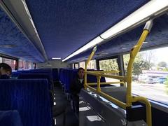AC Transit Dennis Top Deck (LifestarFe) Tags: sf california two test bus buses demo bay berkeley san francisco ad experiment double deck transit area norcal alexander 500 dennis decks ac trial doubledecker enviro unit decker doubledeck 51b