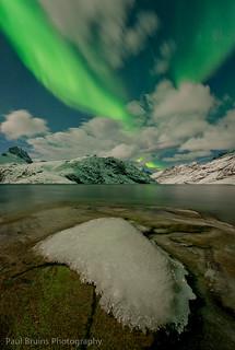 Aurora Ice Cap