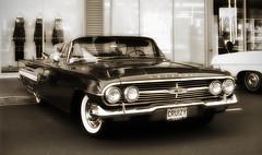 1960 Chevrolet Impala Convertible (Spooky21) Tags: nikcolorefexpro4