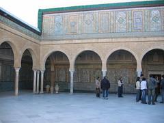 Barber's Mosque, Zaouia of Sidi Sahab, Kairouan, Tunisia