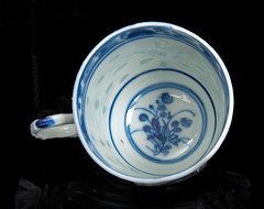 Riceware cup & saucer (Madison Historical Society) Tags: madisonhistoricalsociety madisonhistory mhs madison connecticut ct conn country usa connecticutscenes newengland nikon nikond600 d600 bobgundersen old historical history museum porcelain allisbushnellhouse abhouse antiques ceramic interesting image picture photo shot shoreline flickr