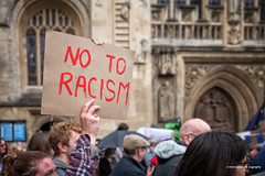 No (mickyates) Tags: leica england abbey june bath unitedkingdom refugee protest sl demonstration solidarity gb immigrant lightroom 601 2016 abbeychurchyard varioelmarit 2490mm brexit