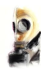 prince prospero (Boogey Man) Tags: gasmask art artists artwork diy digitalart wacom illustration drawing painting georgia modernart contemporaryart popculture oilpainting