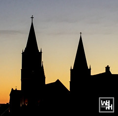 One Hundred Twenty. (williamhughes) Tags: nikon d7000 wi wisconsin william williamhrhughes summer midwest photographer photography 365 project my365 photo milwaukee city cityscape silhouette sunset building