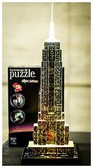 DSC_0016 (Fotografie Wim Van Mele) Tags: puzzel puzzle empire state building