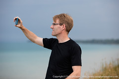 Mark Periscoping (Vaughan Weather) Tags: ca summer sky lake ontario canada storm water weather clouds skyscape landscape atmosphere thunderstorm convection huron meteorology southernontario severe severeweather outflow dashwood severestorm stormchase shelfcloud
