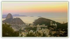 Cidade do Rio de Janeiro (o.dirce) Tags: cidade cidademaravilhosa riodejaneiro odirce brasil natureza sunset city
