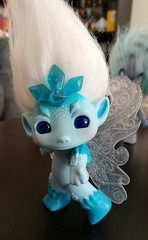 frostelle 2 (meimi132) Tags: zelfs zelf series6 cute adorable trolls frostelle ice frost frosty blue frozen wings