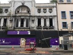 Futurist Cinema, Lime Street, Liverpool (Dradny) Tags: liverpool stupid oldliverpool cinema thefuturist limestreet demolition