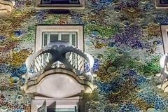 Casa Batllo (nejix) Tags: barcelona casa spain walk gaudi batllo battlo batlo