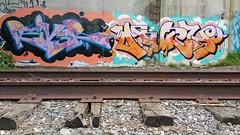 #graffiti #streetart #art #tcgraffiti #spraypaint #minneapolisgraffiti #tci #heavymetalgang #river #much (kadillak king) Tags: spraypaint minneapolisgraffiti river tci streetart art much graffiti tcgraffiti heavymetalgang