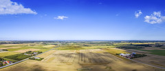 Sommerphotograph from above (larsditlevpedersen) Tags: leica denmark photo corn horizon perspective fields inspire 15mm x5 drone dji zenmuse