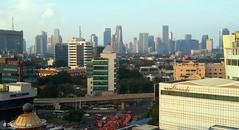 20160704_172338 (MYW_2507) Tags: skyline cityscape skyscrapers jakarta highrises blokm kebayoranbaru