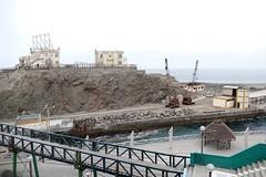 Old Port and Muelle Turistico of Mollendo Peru (roli_b) Tags: old port puerto viejo antico mollendo isla islay arequipa peru hafen alter promenade muelle turistico