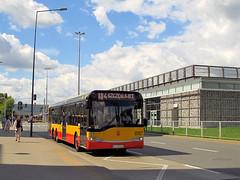 Solaris Urbino 15, #8917, MZA Warszawa (transport131) Tags: bus autobus ztm warszawa solaris urbino mza warsaw