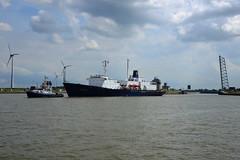 State of Maine DST_5985 (larry_antwerp) Tags: stateofmaine antwerp antwerpen       port        belgium belgi          schip ship vessel        schelde