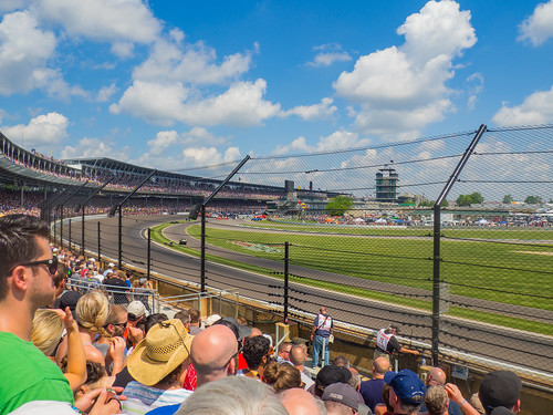 Indianapolis 500, Race Day