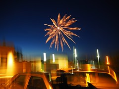 Couleurs dans la nuit (framepics) Tags: feudartifice firework couleur color night nuit olympusomdemmarkii olympus