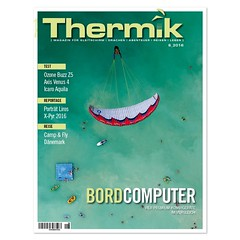 Thermik Magazin_COVER_08-16 (Indradhano) Tags: gleitschirm austria achensee flying funsport fliegen acro paragliding paragleiten tirol tirolsport outdoor lake mountainlake baden water wasser sommer