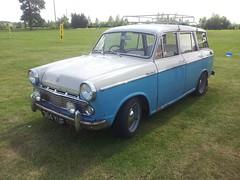 1962 Datsun Bluebird 1200 estate (quicksilver coaches) Tags: datsun bluebird 364yuf festivaloftheunexceptional whittlebury