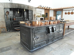 Saltram House - Devon. (Flyingpast) Tags: wb2000 tl350 kitchen pots pans fire cooker saltram plymouth england nationaltrust holiday devon vacation historic uk