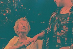 CNV00022 (lundy_connor) Tags: redscale red london 35mm filmisnotdead ishootfilm filmphotography film vintage canon a1 travel protest summer bbq lomography lomo lomographyfilm londoner 50mmlens 50mm redscalefilm londonsummer light shadow night lightandshadow portrait grandmother people
