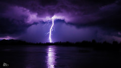 the very best of laos-17 (MrPepeGrillo) Tags: thunderbolt tormenta storm laos 4000 islands rayo mekong