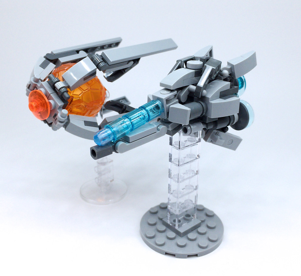 lego space fighter instructions