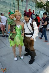 San Diego Comic Con SDCC 2016 Cosplay (V Threepio) Tags: cosplay costume outfit model posing cosplayer sdcc sdcc2016 sandiego comiccon photoshoot geekculture girl female guy male peterpan tinkerbell pirate sonya7r 2870mm sonycamera