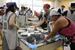 160809-N-LV456-088 (Fleet Activities Yokosuka) Tags: yokosuka japan culturalexchange cooking communityrelations curry gyoza suwaelementary