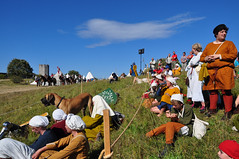Battle of Wisby (Bochum1805) Tags: battleofwisby 1361 historicalreenactment
