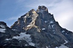 A Breuil-Cervinia () Tags: cervinia 2016 breuilcervinia montagna mountain estate summer valledaosta italia italy cervino ghiacciaio glacier