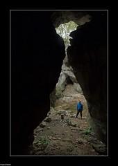 entrée de la Grotte de la Chauve souris -Canyon d Amondans (francky25) Tags: entrée de la grotte chauve souris canyon d amondans franchecomté doubs