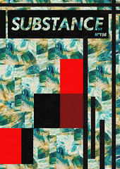 SUBSTANCE - August 2016 (Lo Dubois - Please go straight into the albums.) Tags: magazine cover abstract urban culture pattern jelle martens overlay