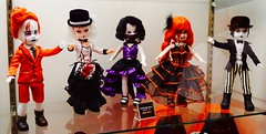 DSC_0198 (Randsom) Tags: nycc 2016 newyorkcomiccon nycomiccon javitscenter october nyc newyorkcity cosplay costume fun comicbooks comicconvention halloween spooky monster ghoul ldd livingdeaddolls mezco toy doll scary ziggystardust cabaret ballgown