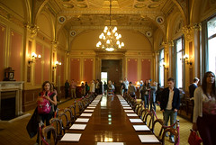 The Conference Room, the Locarno Suite, the Foreign and Commonwealth Office, London (29 Photos) Tags: london government openhouse foreignoffice history architecture historicbuilding