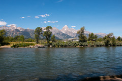 Menors Ferry from the east bank (GrandTetonNPS) Tags: unitedstates grandteton natio nationalpark