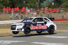 Audi S1 4x4 T16 (5) (Mattias Ekstrom) (tbtstt) Tags: world rallycross rally cross championship lohac circuit france loheac
