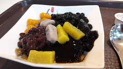 BlackBall Dessert  (Dex) Tags: dessert bean redbean yummy yam sweet food penang malaysia